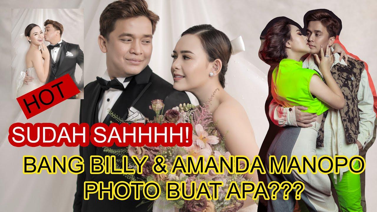 BILLY SYAHPUTRA DAN AMANDA MANOPO PHOTOSHOOT BUAT APA??? ( with FD PHOTOGRAPHY)