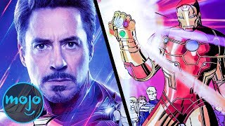 10 Marvel Characters Who Used The Infinity Gauntlet