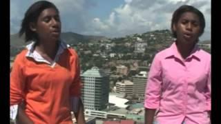 PAPUA NEW GUINEA GOSPEL SINGERS: EJ SISTERS