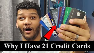 Why   Have 21 Credit Cards and a 167000 Limit