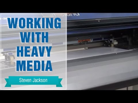 Working with Heavy Media