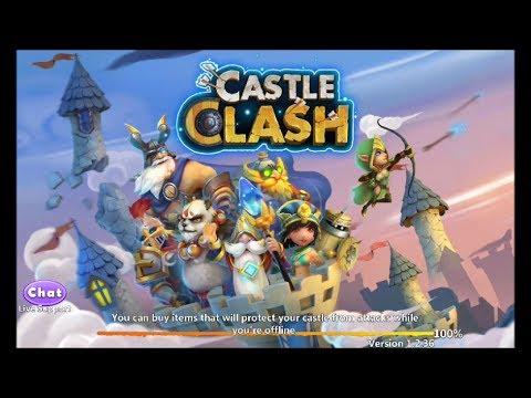 Castle Clash Might Reward Update