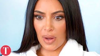 There's Something Strange Happening To Kim Kardashian's Face This Season Of KUWTK
