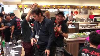 BABYMETAL Osaka-jo Hall Night 2 After-party - 4 no Uta
