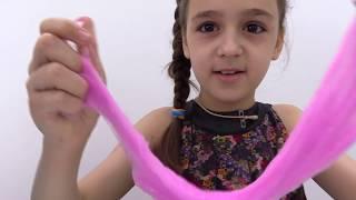 Герои в Масках делают слайм. Видео для детей с игрушками