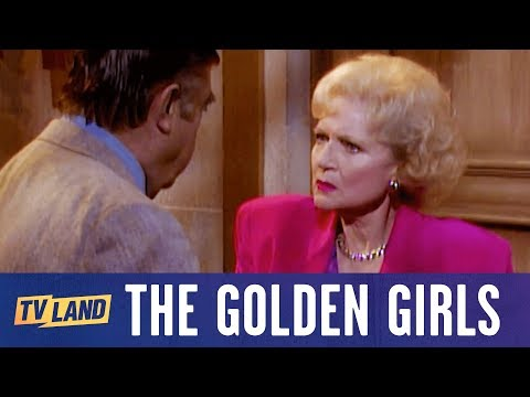 Date Night In Miami 💋 The Golden Girls' Best Dates (Compilation)   TV Land