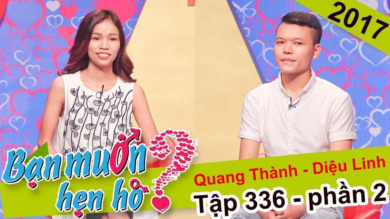Cát Tường hết hồn cô gái Huế yêu cầu bạn trai uống rượu hút thuốc |Quang Thành – Diệu Linh| BMHH 336