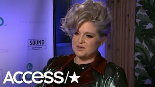 Kelly Osbourne Reveals What She Thinks Is The Hardest Part Of Sobriety | Access