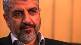 زعيم حماس يؤكد ان اي هدنة دائمة يجب ان تؤدي الى رفع الحصار