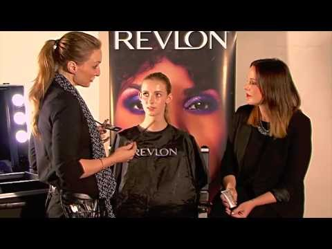Revlon Makeup How To for CLEO Magazine