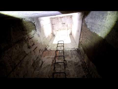 Guslica - ex Yugoslav Army underground military facility, underground Pt.2