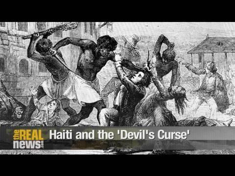 Haiti and the 'Devil's Curse'