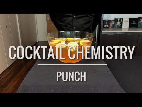 Basic Cocktails - How To Make Punch