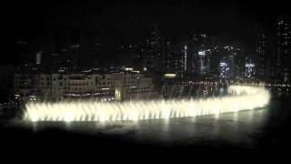 Everybody On - The Dubai Fountain, Downtown Dubai