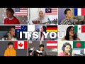 Who Sang It Better : It's You - Ali Gatie  Us,canada,france,austria,germany,