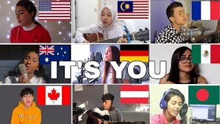 Download lagu Who Sang It Better : It's You - Ali Gatie