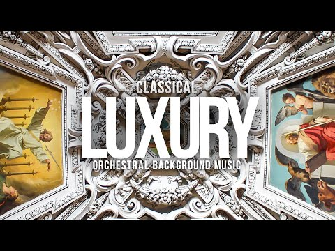 Baroque Music   Classical Background Music For Luxury Event Promo Video