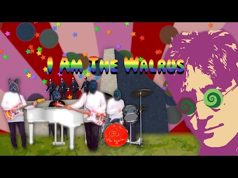 I Am The Walrus - The Beatles karaoke cover