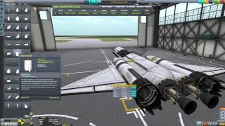 Kerbal Space Program - Career Mode - Part 25 - Space Planes