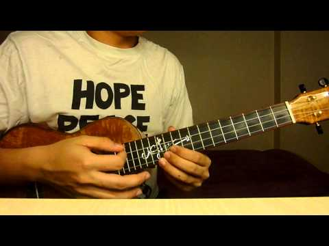 UKE BITES 2 - One String Songs -  ukulele lesson by Amos Lim