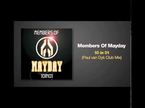 Paul Van Dyk Remix Of 10 IN 01 By Members Of Mayday