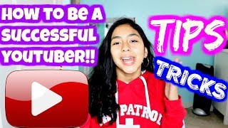 5 TIPS to Become a Good Youtuber!!! B2cutecupcakes