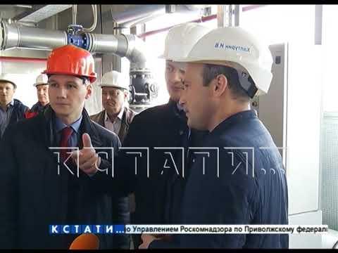 На самом масштабном и скандальном долгострое Нижегородской области потеплело