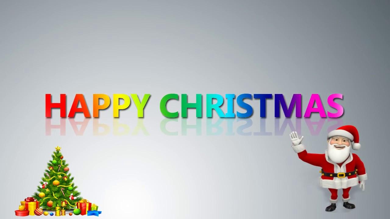 happy christmas wishes whatsapp video free downloads - Free Christmas Downloads