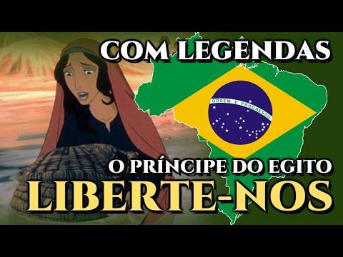 Liberte-nos (Deliver Us) - O príncipe do Egito - Português - BR