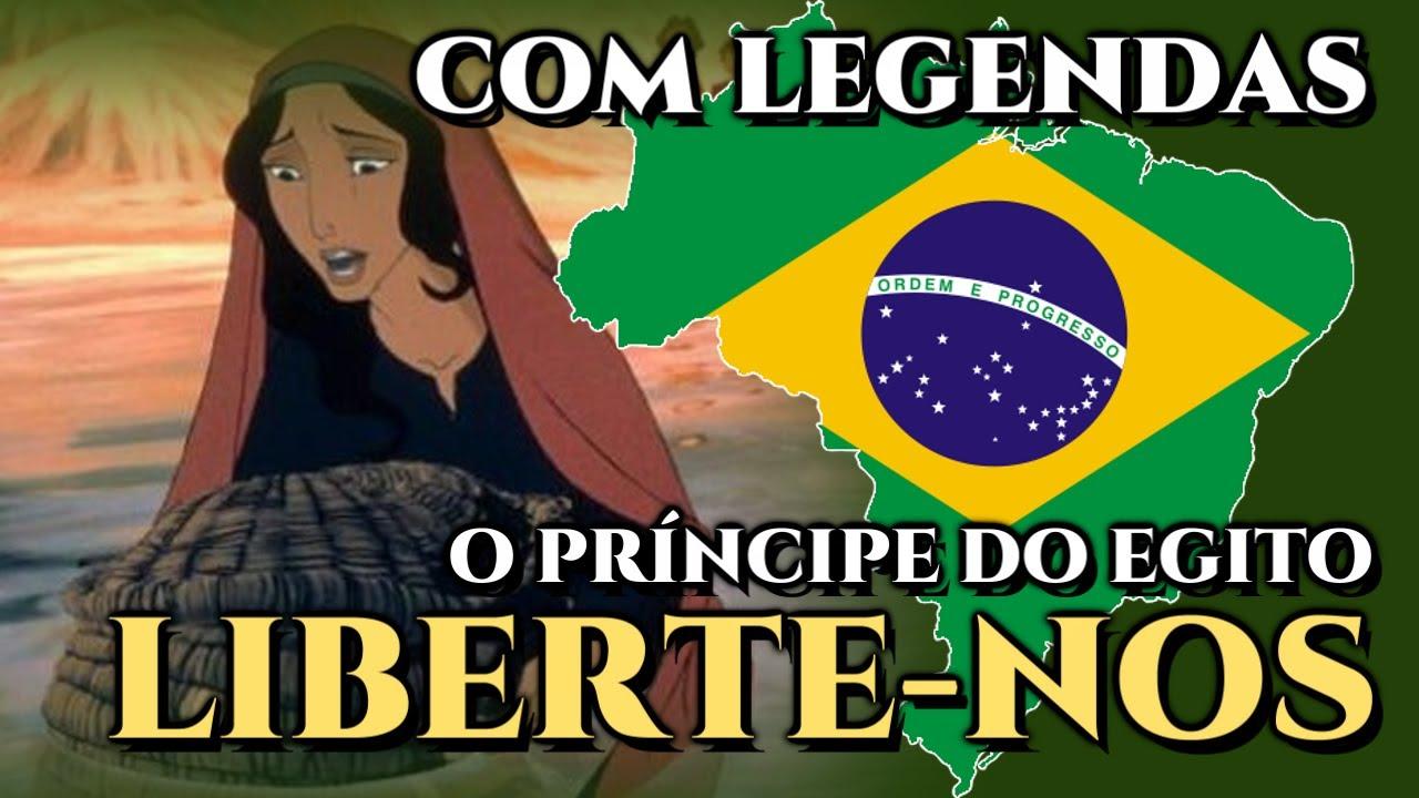 Liberte Nos Deliver Us O Principe Do Egito Portugues Br