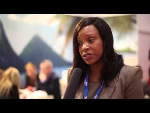 Saint Lucia at World Travel Market 2015
