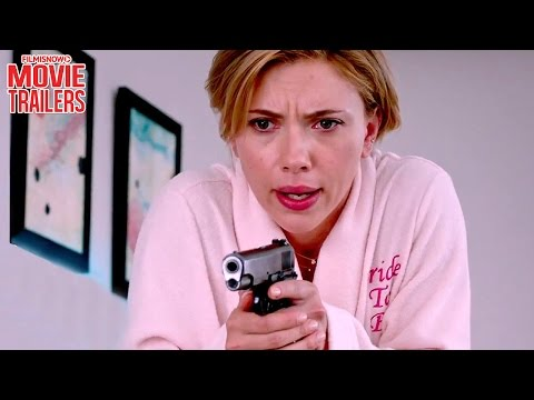 Rough Night: Scarlett Johansson in Red...
