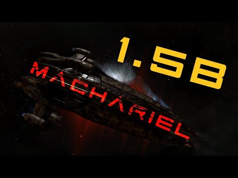 На что способна MACHARIEL за 1.5b  EvE Online