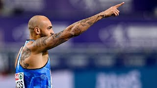Marcell Jacobs - Video Semifinale 100 mt Olimpiadi 2021 - Italia in Finale