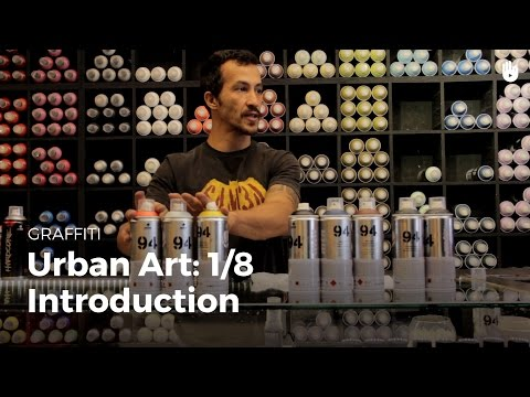 Urban art: introduction