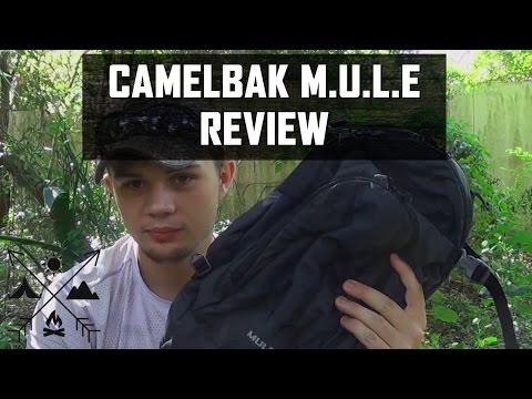 Camelbak M.U.L.E. Video Review