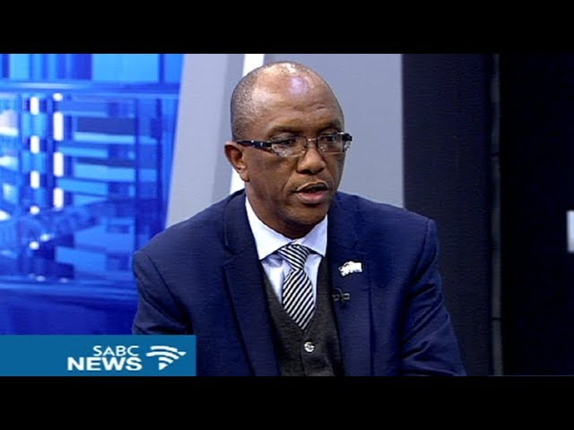 Auditor General Kimi Makwetu on Government's cancellation of audit contracts with KPMG, Nkonki Inc