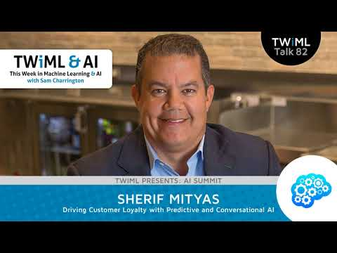 Sherif Mityas Interview - Driving Customer Loyalty with Predictive and Conversational AI