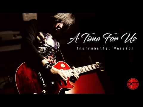 A Time For Us - Tommy Hermawan - Rock guitar Instrumental Version  ( Brotherhood Band )