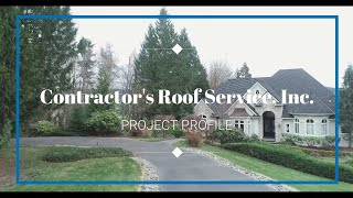 CRS Project Profile - Residential Roofing