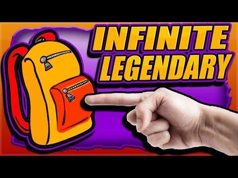 INFINITE Legendary LOOT TINK BACKPACK IS BACK!! (Hoarder Tink) BORDERLANDS 3
