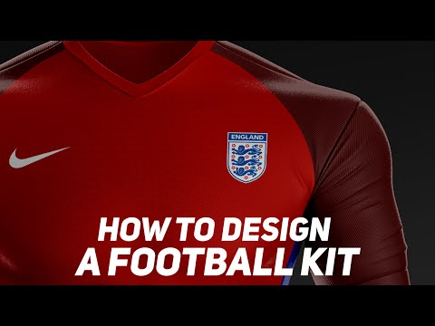 How To Design A Football Kit | BazDZN