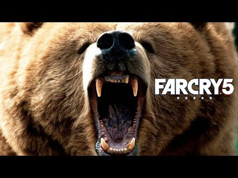 FAR CRY 5 *NEW* CHEESEBURGER THE GRIZZLY BEAR! | Walkthrough Gameplay (PS4 Pro)