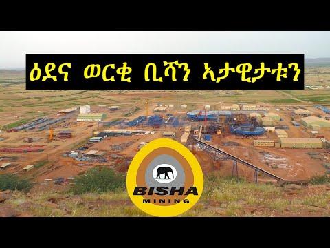 ዕደና ቢሻ ኤርትራ/Eritrea Mining Bisha