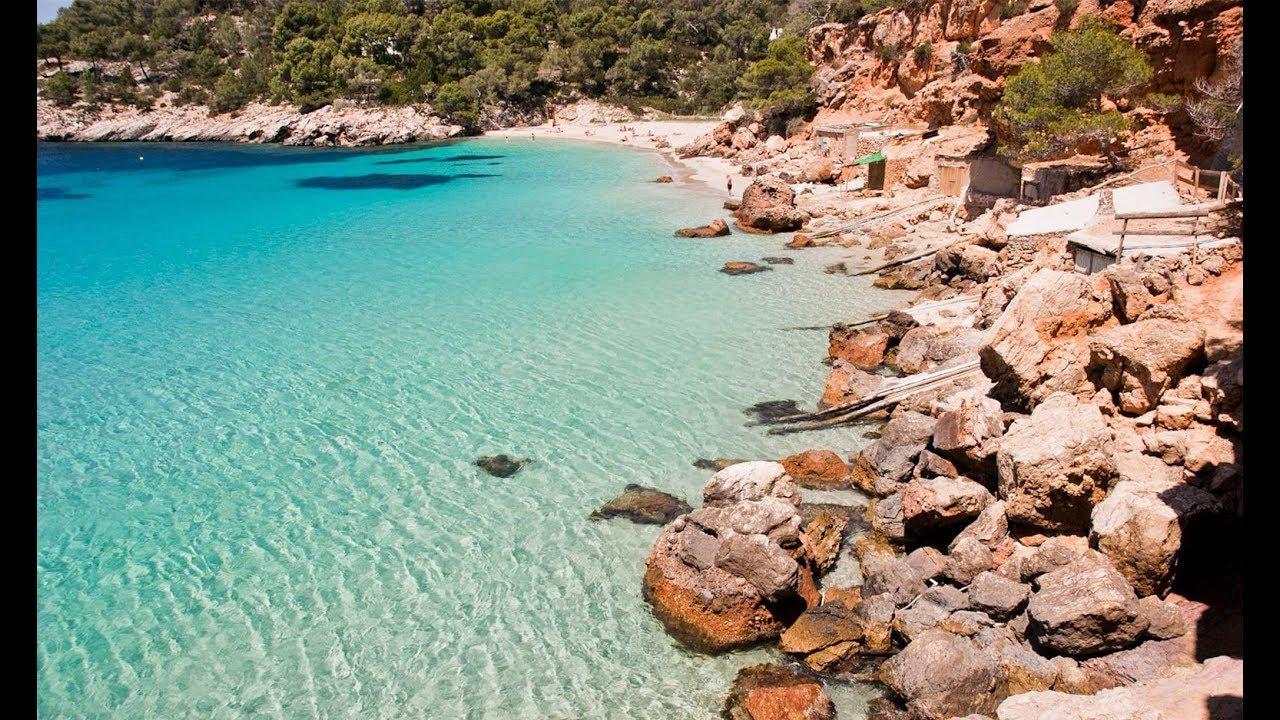 Cala Saladeta, Ibiza - Spain 🙈