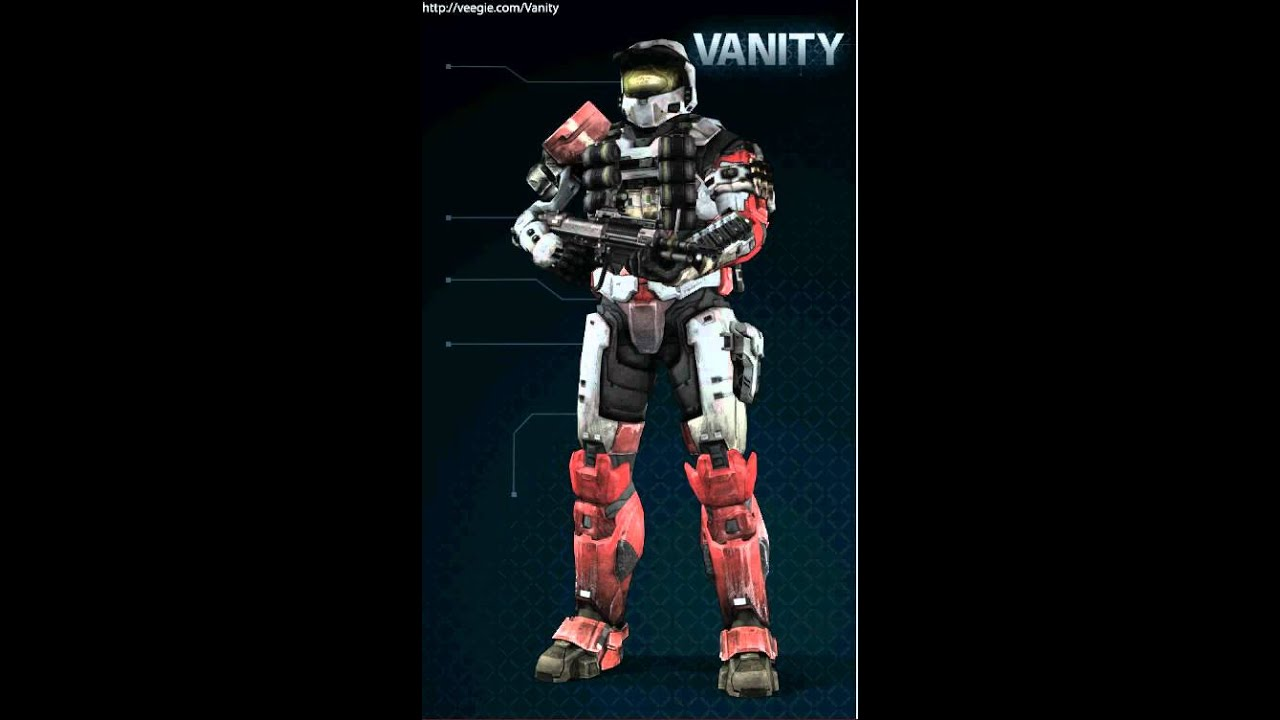Halo Reach Armor Combinations! by TheHomerunkids