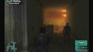 Syphon Filter Dark Mirror  Mission 4 Part 2