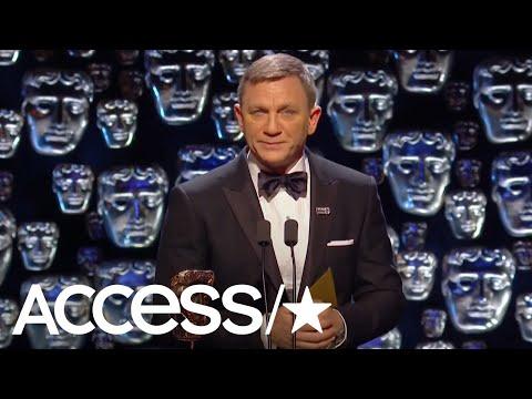 Daniel Craig's Face Baffles BAFTA Viewers | Access