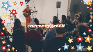 Never Regret It by JoJo Scott (Live at Cobalt Studios)
