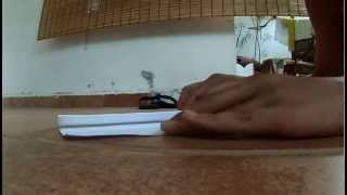 comment faire chier un profs avec une simple feuille de papier format A4